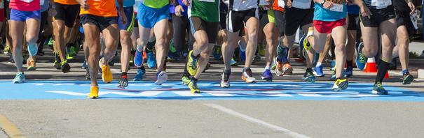 マラソンペース一覧表