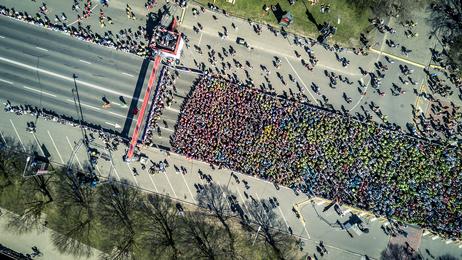 フルマラソンって何km?